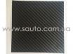 Пленка 4D карбон черная, Китай, под лаком ширина 1,52м. № 1