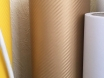 Бежевый карбон 3D купить, пленка для авто бежевая карбоновая, 1.27м. № 3
