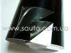 Черная глянцевая пленка с микроканалами, эффект панорамной крыши № 5