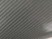 4D карбон серый графит, высокое качество, микроканалы, под лаком ширина 1,52м. № 1