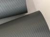 4D карбон серый графит, высокое качество, микроканалы, под лаком ширина 1,52м. № 4