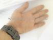 Прозрачный карбон пленка 3D ширина 1.27м. № 1