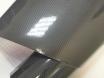 Карбоновая пленка 6D под лаком, графит (темно-серая),  супер глянец ширина 1.52м., 3-слоя № 3