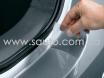 Защитная полоса на задний бампер у крышки багажника, Пленка защитная для бампера  № 1