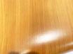 Декоративная самоклеющейся пленка под дерево желтая (вишня) 0.9м № 1