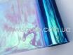 Синяя пленка хамелеон на фары 3-х слойная +защита № 2