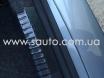 Защитная полоса на задний бампер у крышки багажника, Пленка защитная для бампера  № 3