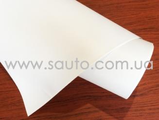 Белая матовая пленка для авто 1,52м.