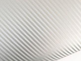 Карбоновая пленка лучшая цена, серебро для авто ширина  (1,27м)
