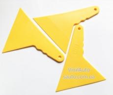 Инструмент для поклейки пленки на стекло (пластиковый)