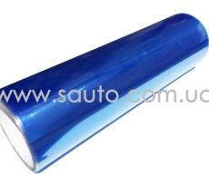 Голубая пленка для фар тонировка + защита