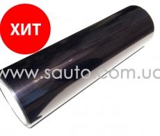 Светло черная (серая) пленка для фар тонирование + защита