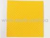 4D карбон желтый, высокое качество, микроканалы, под лаком ширина 1,52м. № 1