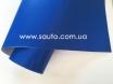 4D карбон синий, высокое качество, микроканалы, под лаком ширина 1,52м. № 3