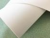 Пленка алькантара белая для авто, ширина 1,52м. (виниловая основа) № 1