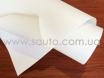 Белая матовая пленка для авто 1,52м.  № 2
