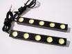 Ходовые огни дневного света  DRL-505 с линзами № 2