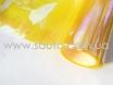 Желтая пленка хамелеон на фары 3-х слойная +защита № 3