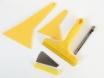 Набор инструментов 5в1 для работы с виниловыми и тонировочными пленками. № 3