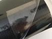 Новинка! Супер глянец виниловая пленка под карбон, 3D in 4D, ширина 152м., микроканалы + защитный слой. № 2