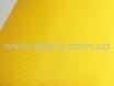 Карбоновая пленка желтая, ярко-желтый карбон 3D № 4
