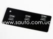 Черная глянцевая пленка для авто KPMF K88021 № 1