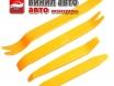 Инструмент для разборки салона авто 4в1 купить, снятия обшивки автомобиля № 1