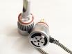Светодиодные лампы Н11 для автомобиля 12v. 55W в противотуманки № 4