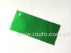 Матовый хром, цвет зеленый М2804 № 1