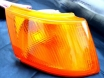 Оранжевая пленка для фар тонировка + защита № 4