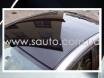 Черный глянец пленка  для оклейки крыши авто, 1,52м. 2-слоя № 5