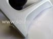 Пленка алюминий, шлифованный 3D ширина 1,52м. № 4