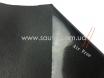 Пленка шлифованный алюминий черный, 1.52м. с микроканалами № 3