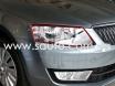 Защитная пленка для фар Skoda Octavia A7, 2013 № 4