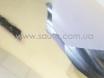Пленка хром для авто, под хром серебро, зеркальная пленка глянец 1,52м. 3-слоя № 4
