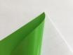 Салатовая (зеленая) матовая самоклеящаяся пленка для оклейки авто, (виниловая+ПВХ) CarLux+ 1,52м № 3