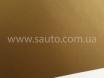 Золотая матовая самоклеящаяся пленка для оклейки авто, (виниловая+ПВХ) CarLux+ 1,52м № 1