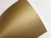 Золотая матовая самоклеящаяся пленка для оклейки авто, (виниловая+ПВХ) CarLux+ 1,52м № 2