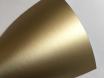 Хром мат золото (золотая) пленка для авто самоклеящаяся, ширина 1.52м.  № 2
