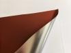 Хром мат коричневый, пленка для авто самоклеящаяся, ширина 1.52м.  № 3