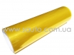 Желтая пленка на фары + защита от сколов № 1