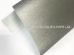 Пленка шлифованный алюминий светло-серая 3D ширина 1,52м. № 1