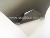 Пленка шлифованный алюминий графит, серая, темно-серая 3D ширина 1,52м. № 2