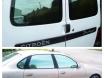 50% Пленка тонировочная зеркальная для автомобиля, ширина 1.0м. № 4