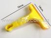 Инструмент для виниловой пленки, выгонка, ракель с ручкой № 2