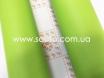 Зеленая (салатовая) самоклеющаяся пленка, Boduny ПВХ, 1.06м. № 2