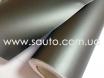 Серая матовая пленка на авто 1,52м., пленка серый мат графит № 2