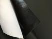 Черная матовая самоклеящаяся пленка для оклейки авто, (виниловая+ПВХ) CarLux+ 1,52м № 4