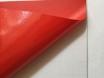 Красная матовая пленка с мкроканалами 1,52м. № 5