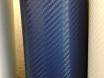 Темно-синий карбон 3D CF № 2